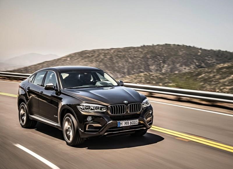 BMW X6 фото авто