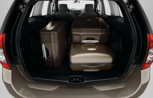 Dacia Logan MCV 2 багажник