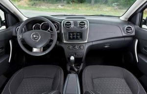 Салон Dacia Logan MCV 2