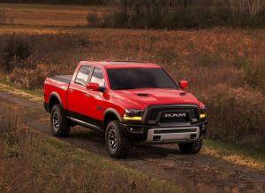 Фото Dodge Ram 1500 Rebel