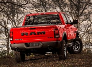 Dodge Ram 1500 Rebel пикап