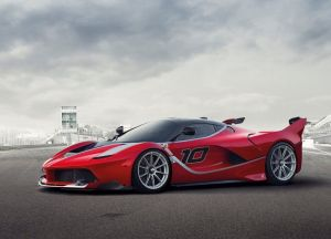 Ferrari FXX K спорткар