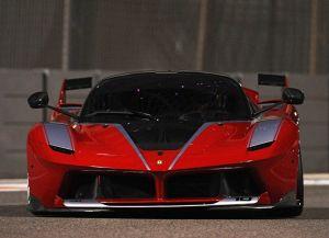 Ferrari FXX K вид спереди