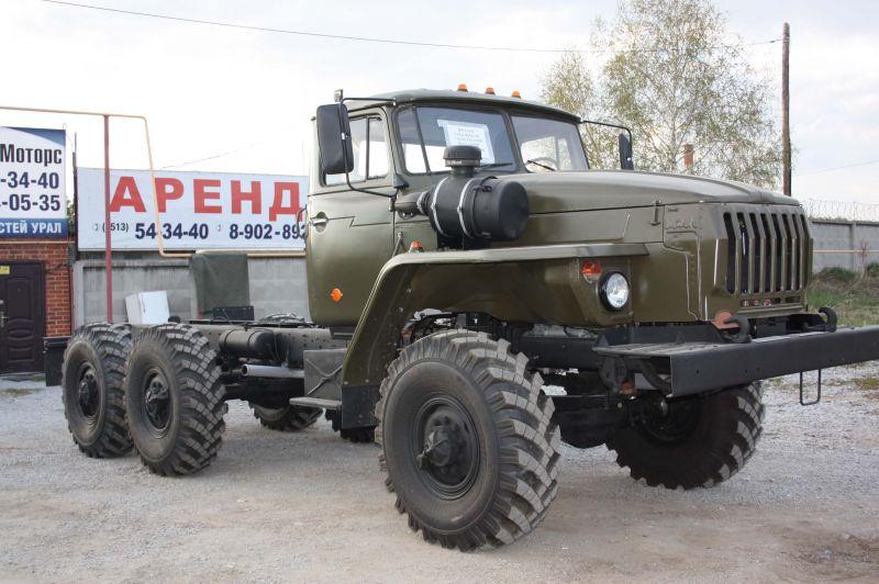 Урал-55571 фотография