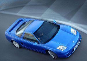 Honda NSX 2002 года
