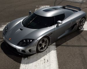 Koenigsegg CCX автомобиль