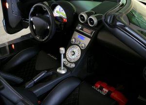 Koenigsegg CCX салон