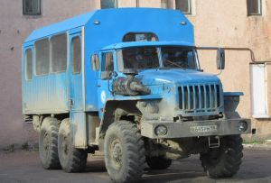 Автомобиль Урал 32551 0013 41