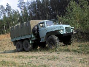 Фото Урал-375Д