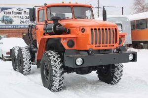 Грузовик Урал-44202