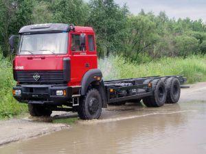 Авто Ural-63685