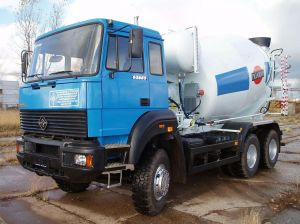 Миксер Ural-63685