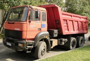 Грузовик Ural-63685