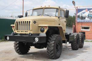 Авто Урал-5557