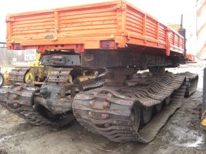 Вездеход Урал-5920
