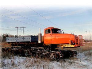 Снегоход Урал-5920