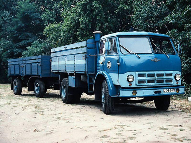 МАЗ-500 фото авто