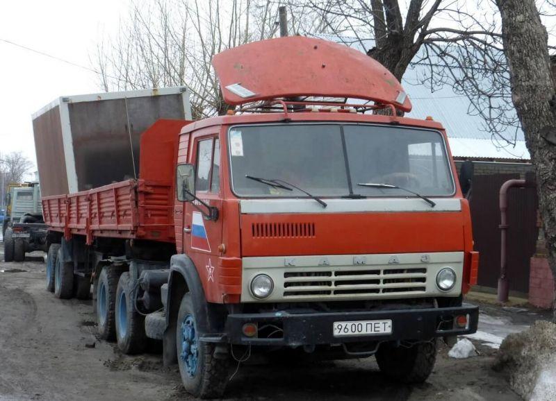 КамАЗ-5410 грузовик