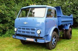Авто МАЗ-503