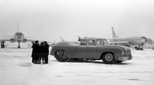 Автомобиль МАЗ-541