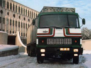 Вид спереди МАЗ-6422