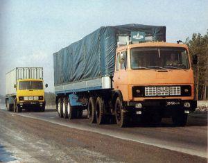 Грузовик МАЗ-6422