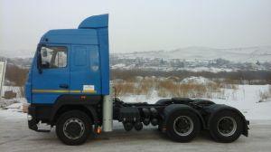 Вид сбоку МАЗ-6430