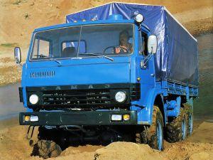 Тентовый КамАЗ-4310