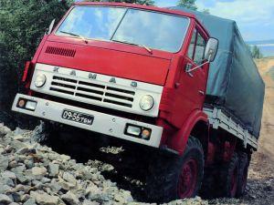 Авто КамАЗ-4310