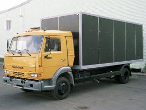 Автомобиль КамАЗ-4308