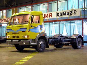 Фотография КамАЗ-4308