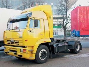 Грузовик КамАЗ-5460
