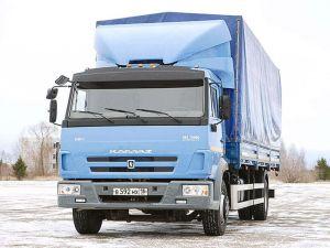 Фото грузовика КамАЗ-5308