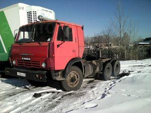 Авто КамАЗ-5410