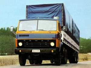КамАЗ-5410 1976 года