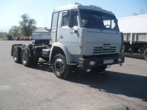 Автомобиль КамАЗ-5410