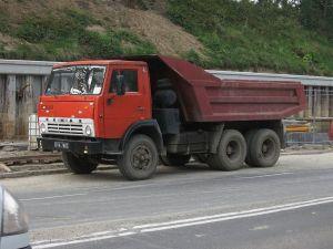 Автомобиль КамАЗ-5511