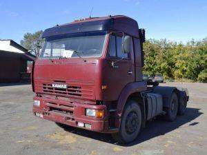 Грузовик КамАЗ-6460