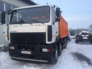Фотография МАЗ-6516