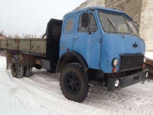 МАЗ-5334 фото авто