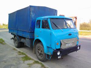 МАЗ-5334 фото