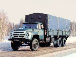 Грузовик ЗИЛ-133