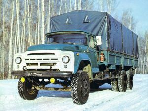ЗИЛ-133 1975 года