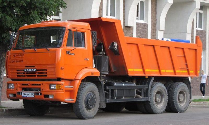 КамАЗ-4308