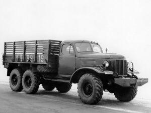 ЗИЛ-157 1958 года
