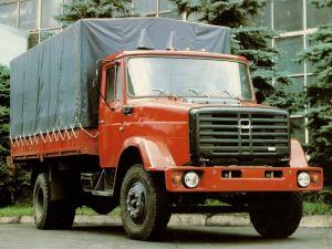 Авто ЗИЛ-4331