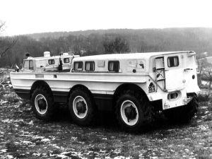 ЗИЛ-4906 1980 года