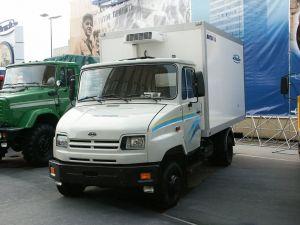 Грузовик ЗИЛ-5301