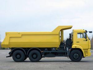 Грузовик КамАЗ-6520