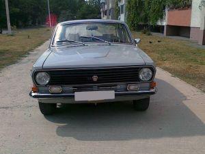 Вид спереди ГАЗ-24-10